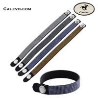 Schumacher - leather bracelet Crystal Finest CALEVO.com Shop