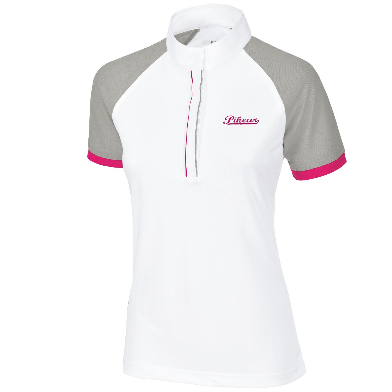 Pikeur - Modisches Turniershirt Damen Turniershirt Modisches mit Kontrasten 52ef51