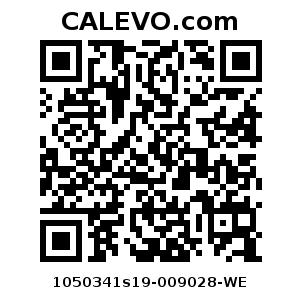 Calevo.com Preisschild 1050341s19-009028-WE